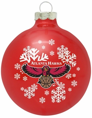 Atlanta Hawks Traditional Ornament