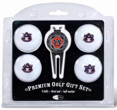 Auburn 4 Ball and Divot Tool Set