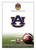 Auburn Gifts and Games