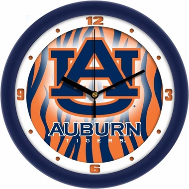 Auburn Dimension Wall Clock
