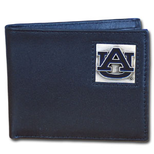 Auburn Leather Bifold Wallet (F)