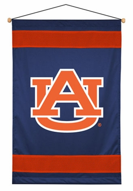 Auburn SIDELINES Jersey Material Wallhanging