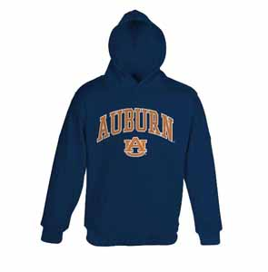 Auburn YOUTH Hooded Sweatshirt - Medium