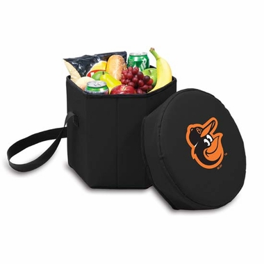 Baltimore Orioles Bongo Cooler / Seat (Black)