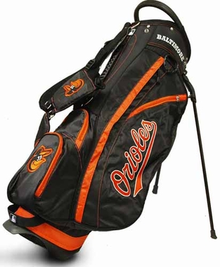 Baltimore Orioles Fairway Stand Bag