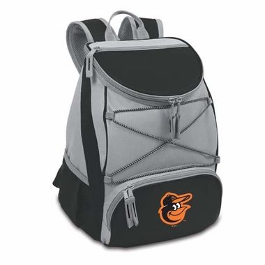 Baltimore Orioles PTX Backpack Cooler (Black)