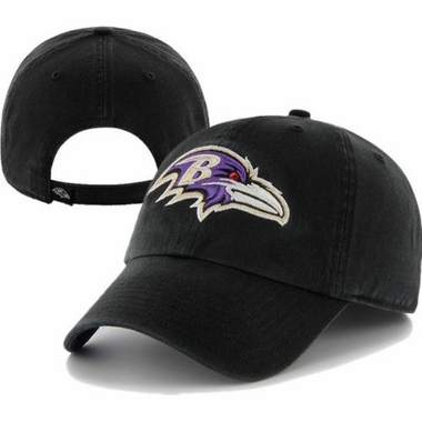 Baltimore Ravens Cleanup Adjustable Hat