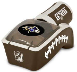 Baltimore Ravens Frost Boss Can Cooler