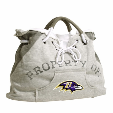 Baltimore Ravens Property of Hoody Tote