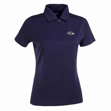 Baltimore Ravens Womens Exceed Polo (Color: Purple)