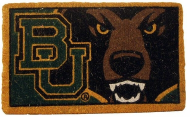 Baylor 18x30 Bleached Welcome Mat