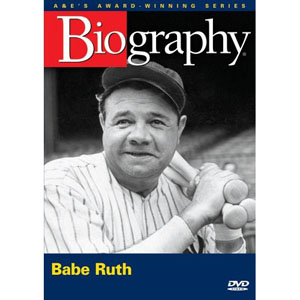 Biography - Babe Ruth DVD