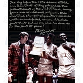Indiana Autographed