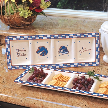 Boise State Gameday Relish Tray
