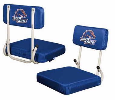 Boise State Hard Back Stadium Seat