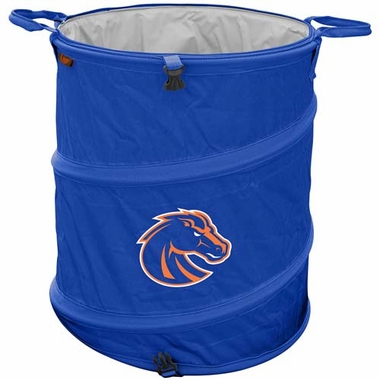 Boise State Light Duty Trashcan