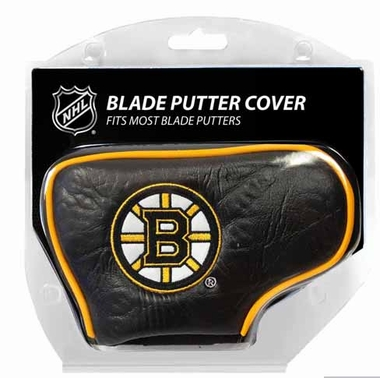 Boston Bruins Blade Putter Cover