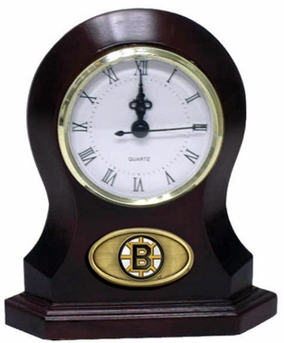 Boston Bruins Desk Clock