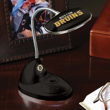 Boston Bruins Mini LED Desk Lamp