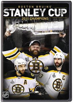 Boston Bruins Stanley Cup Champs DVD