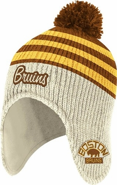 Boston Bruins Trooper Classic Retro Pom Hat