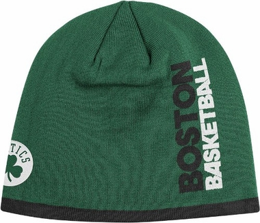 Boston Celtics Authentic Team Cuffless Knit Hat