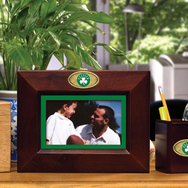 Boston Celtics BROWN Landscape Picture Frame