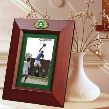 Boston Celtics BROWN Portrait Picture Frame