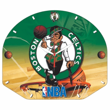Boston Celtics High Definition Wall Clock