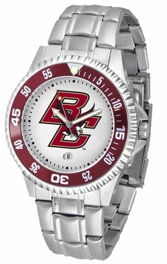 Boston College Competitor Men's Steel Band Watch