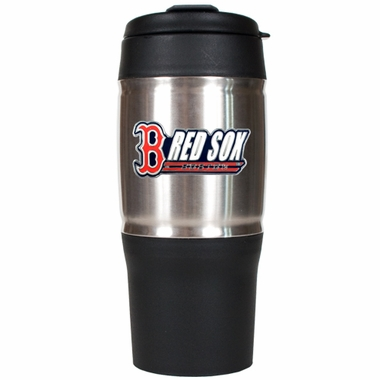 Boston Red Sox 18oz Oversized Travel Tumbler