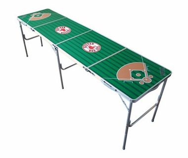 Boston Red Sox 2x8 Tailgate Table