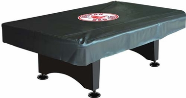 Boston Red Sox 8 Foot Pool Table Cover