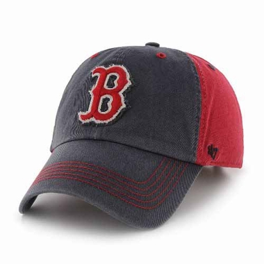 Boston Red Sox Bower Clean Up Adjustable Hat