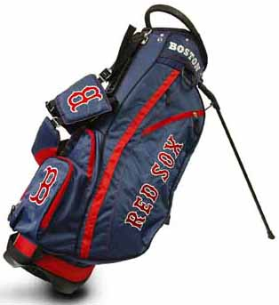 Boston Red Sox Fairway Stand Bag