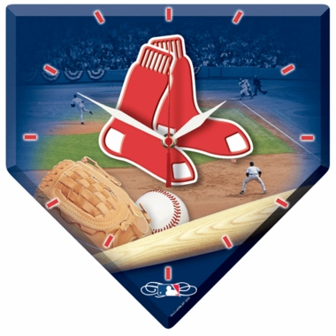 Boston Red Sox High Definition Wall Clock
