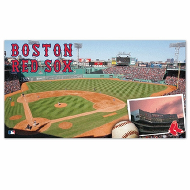 Boston Red Sox Runner Mat