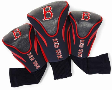 Boston Red Sox Set of Three Contour Headcovers