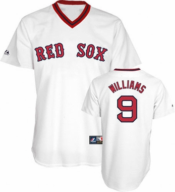 Boston Red Sox Ted Williams Replica Throwback Jersey