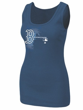Boston Red Sox Womens AC Change Up Tank Top