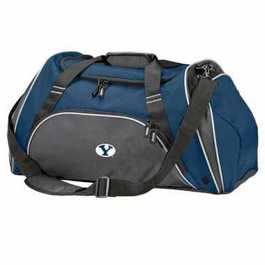 Brigham Young Action Duffle (Color: Navy)