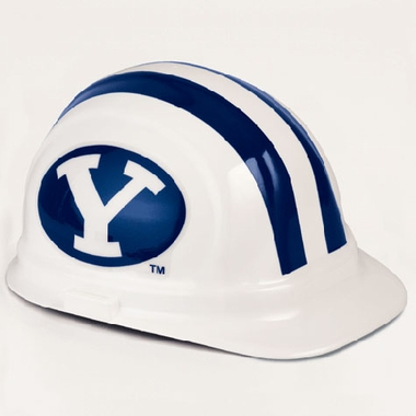 Brigham Young Hard Hat