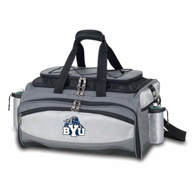 Brigham Young Vulcan Tailgate Cooler (Black)