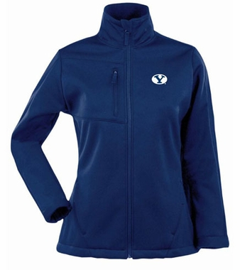Brigham Young Womens Traverse Jacket (Color: Navy)