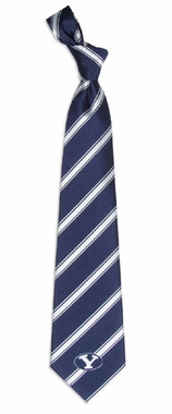 Brigham Young Woven Poly 1 Necktie
