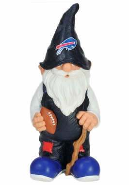 "Buffalo Bills Garden Gnome - 11"" Male"