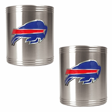 Buffalo Bills 2 Can Holder Set