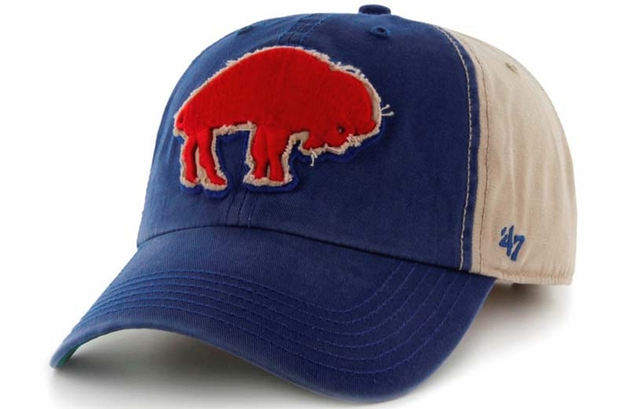 1192e17137e Buffalo Bills 47 Brand Healey Garment Washed Adjustable Hat