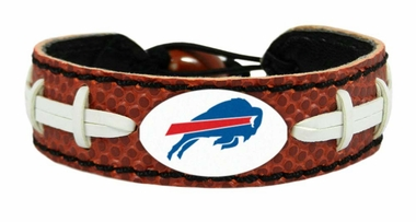 Buffalo Bills Classic Football Bracelet