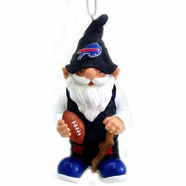 Buffalo Bills Gnome Christmas Ornament